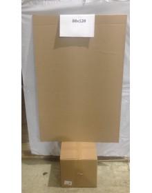 Кусок картона 80х120 см